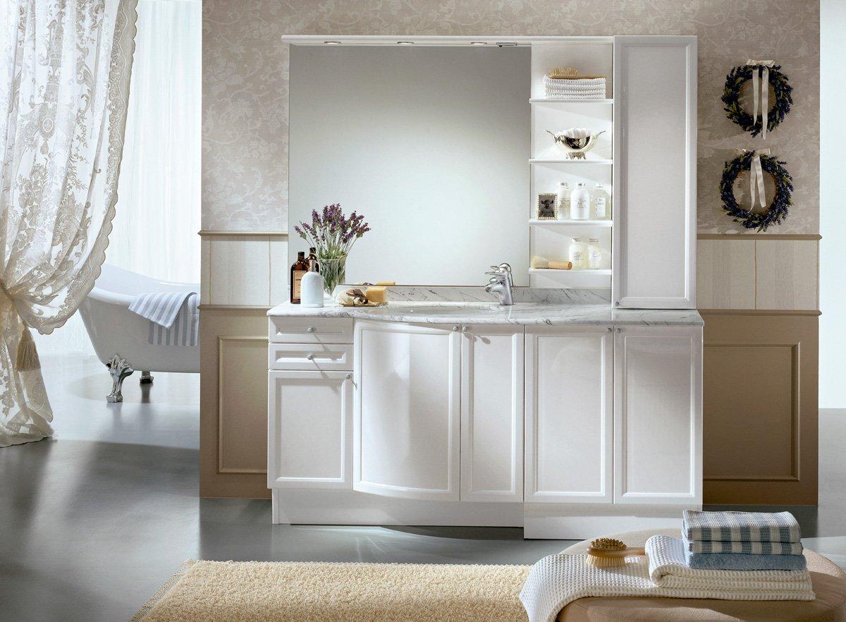 Arredo bagno bagni torino bagno arredo sumisura fabbrica arredamenti - Mobile bagno contemporaneo ...