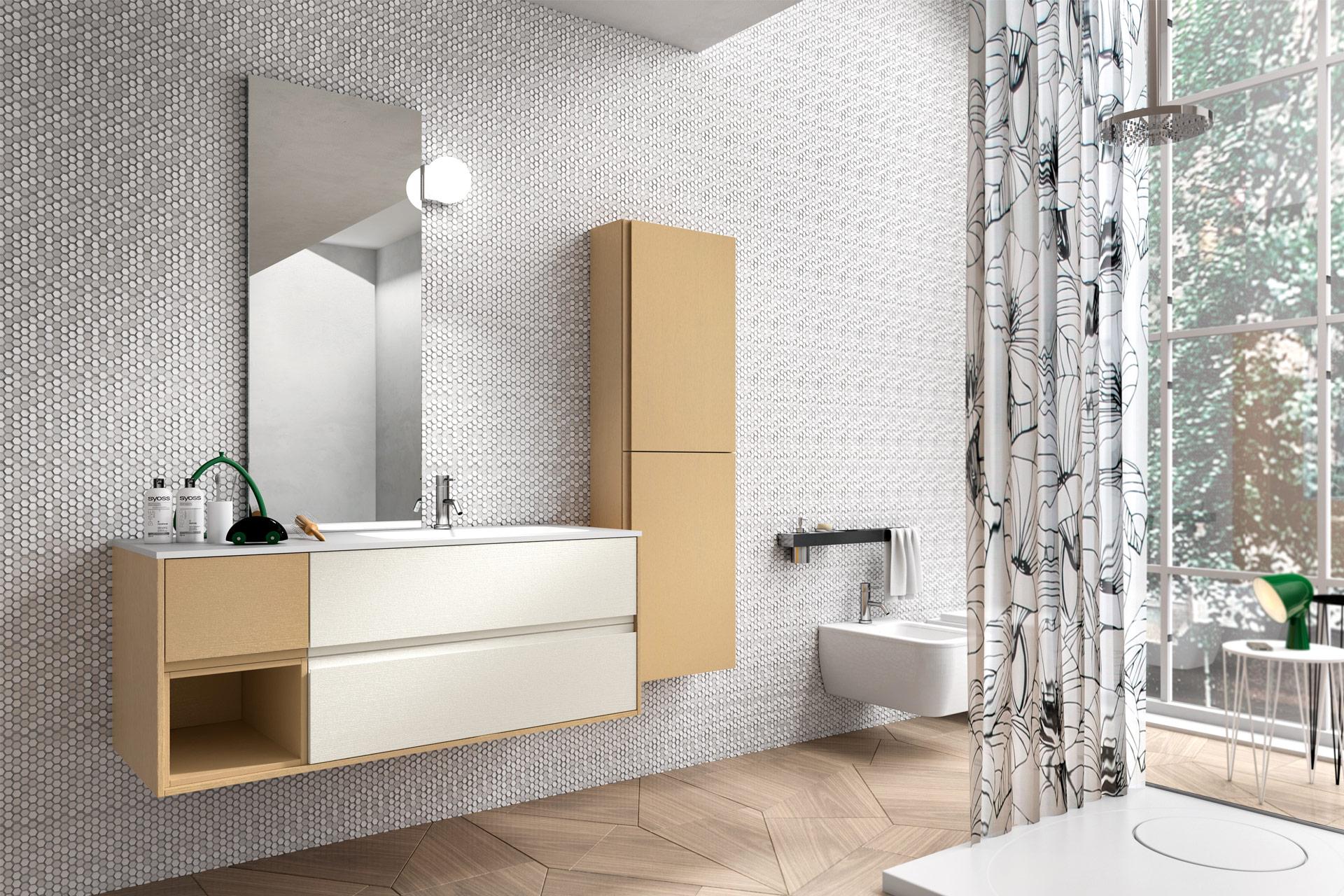 Bagni Moderni Brescia : Bagni in stile moderno torino sumisura fabbrica arredamenti