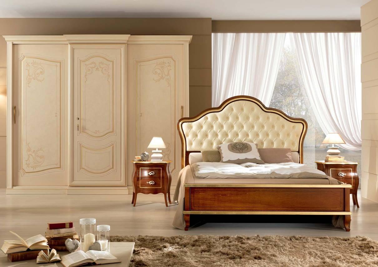 Camere da letto classiche torino sumisura fabbrica arredamenti - Scavolini camere da letto ...