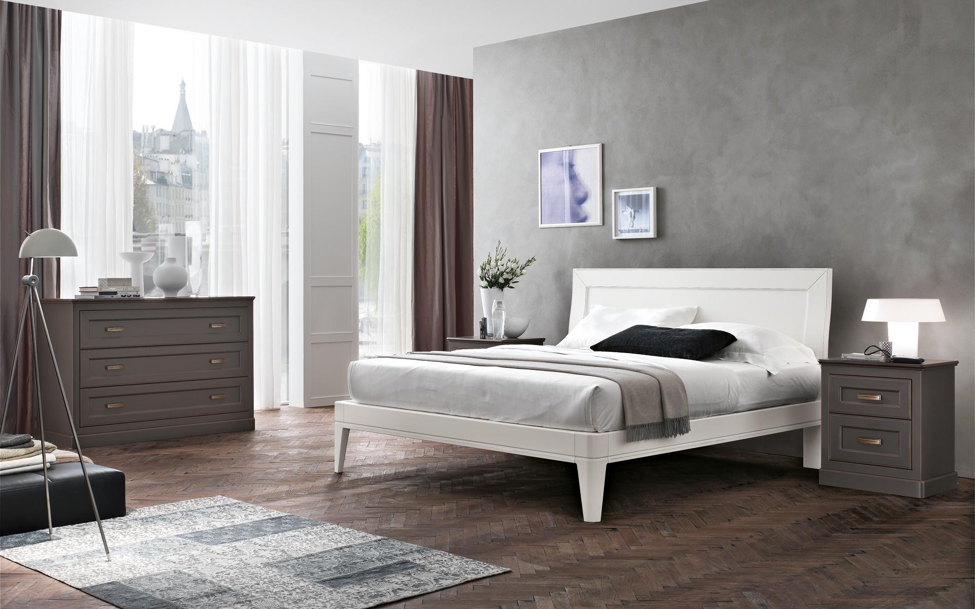 Camere da letto classiche torino sumisura fabbrica for Lube camere da letto