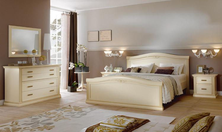 Camere da letto classiche torino sumisura fabbrica - Camere da letto usate roma ...