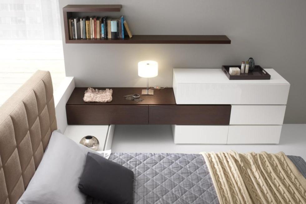 Camere da letto moderne torino sumisura fabbrica arredamenti - Camere da letto complete offerte ...