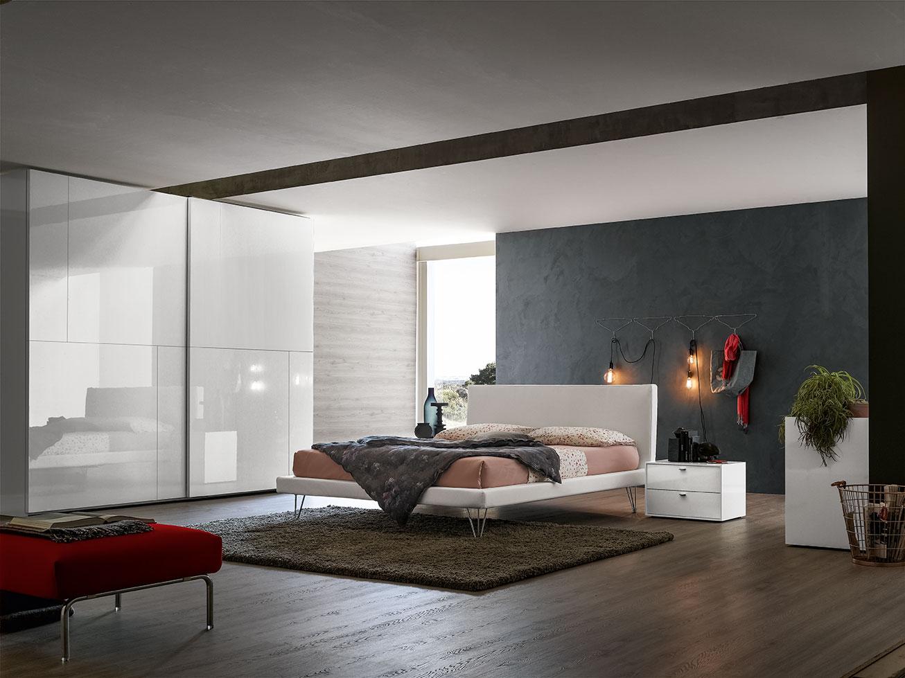 Soggiorni Moderni In Torino : Camere da letto moderne torino sumisura fabbrica arredamenti