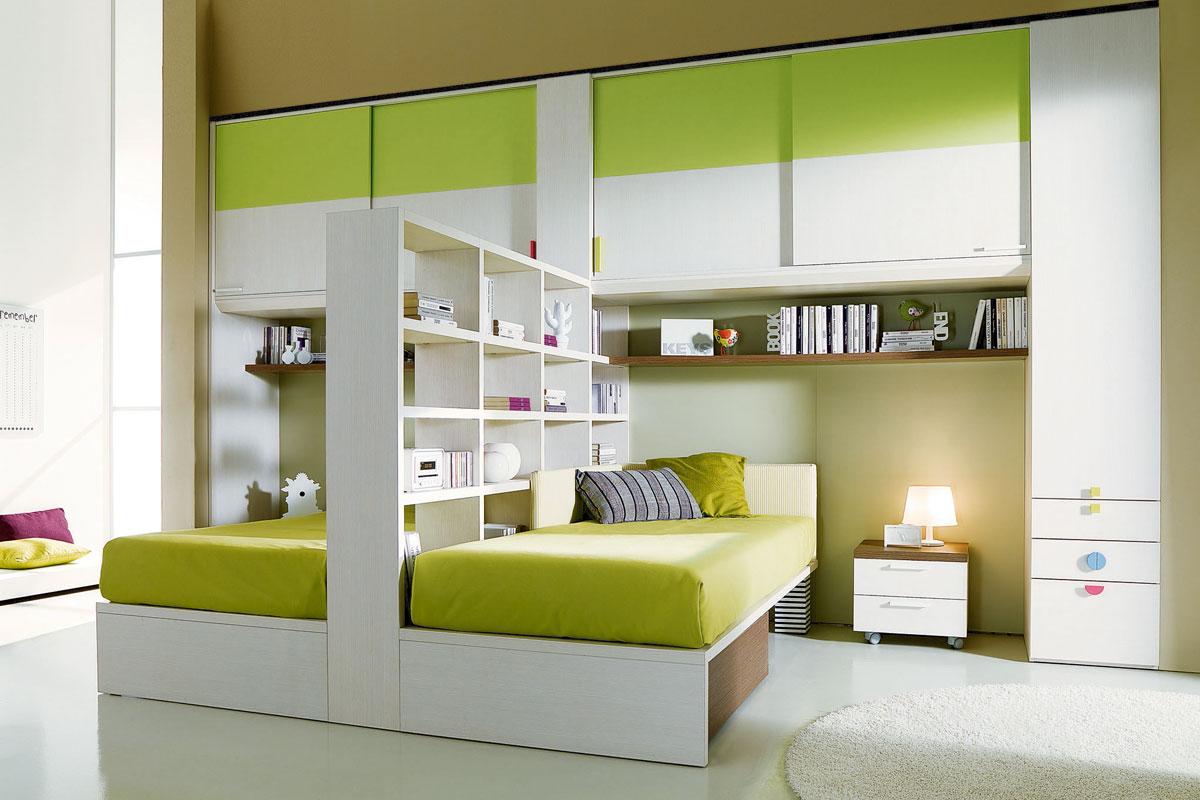 Camere Bambini Moderne : Camerette in stille moderno torino sumisura fabbrica arredamenti