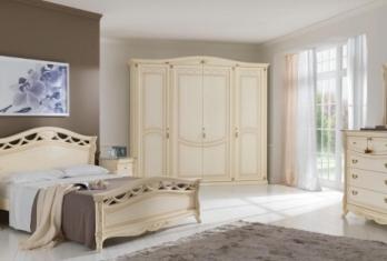 Camere da letto classiche Torino - SUMISURA fabbrica Arredamenti