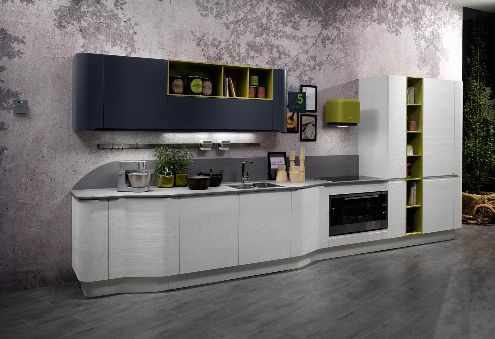 Cucine moderne torino tradizionali e di design for Cucine moderne design