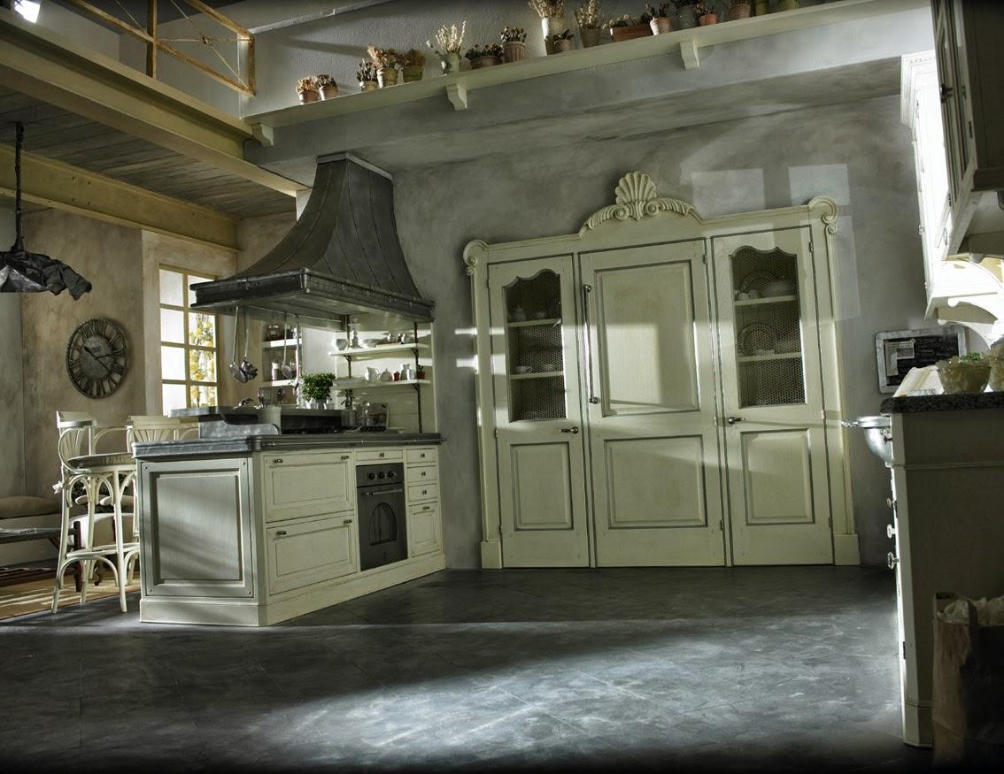 Cucina vintage arredamenti sumisura torino - Marche cucine moderne ...
