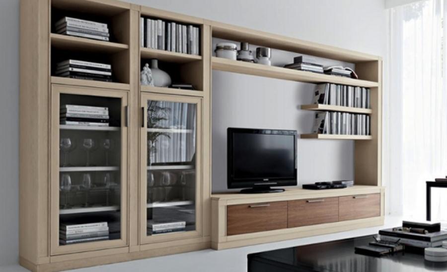 Soggiorni in stile classico Torino | SUMISURA Fabbrica Arredamenti