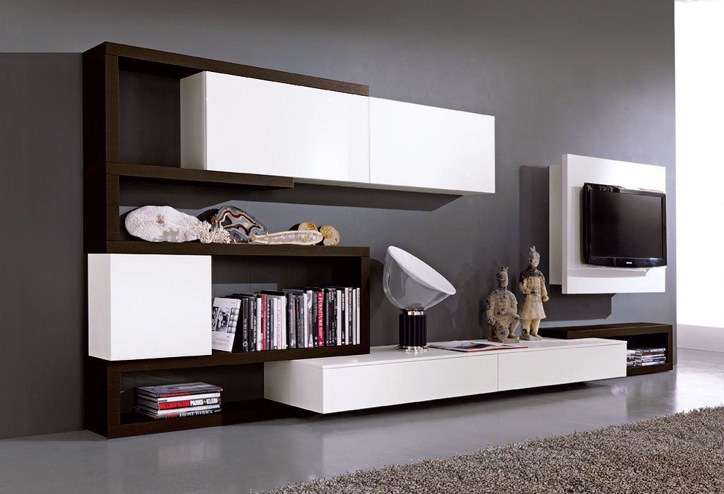Soggiorni in stile moderno torino sumisura fabbrica - Mobile porta tv mercatone uno ...