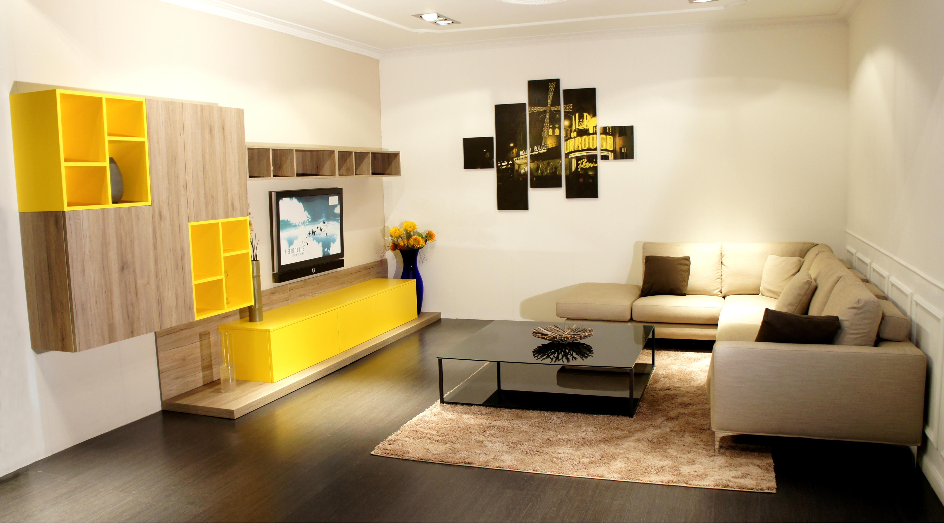 Soggiorni in stile moderno Torino | SUMISURA Fabbrica ...