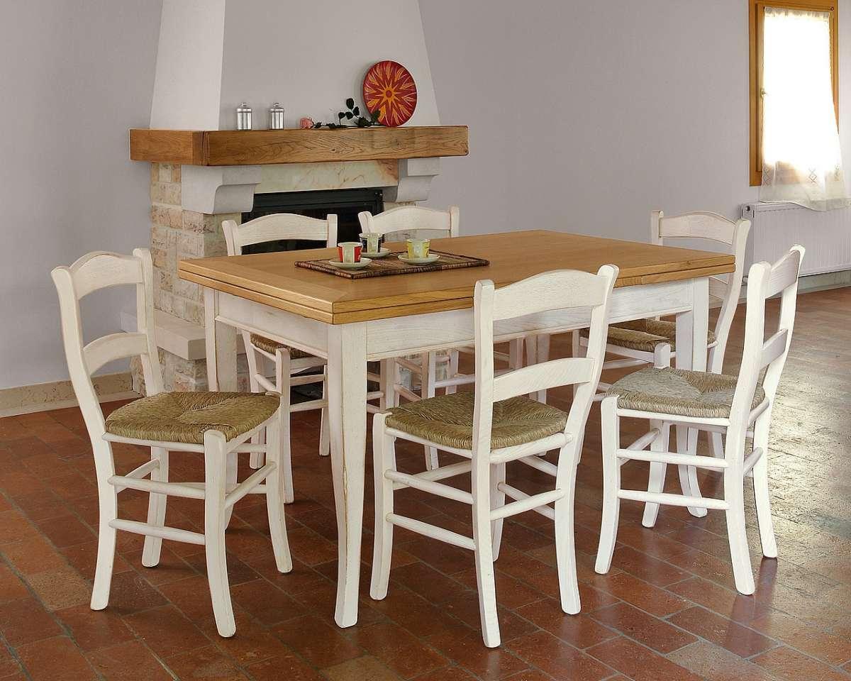 Tavoli e Sedie stile classico- Torino - Sumisura Arredamenti