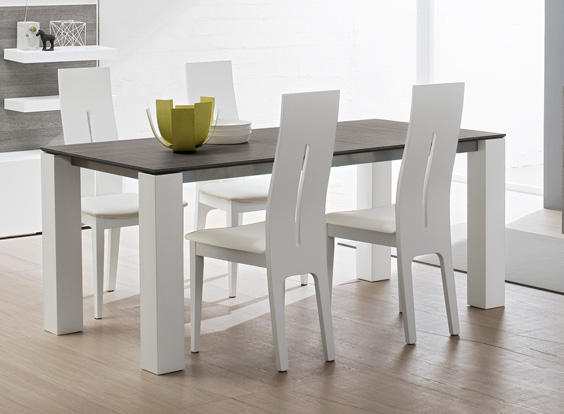 Tavoli e sedie torino sumisura arredamenti falegnameria fabbrica arredi - Tavoli cucina moderni ...