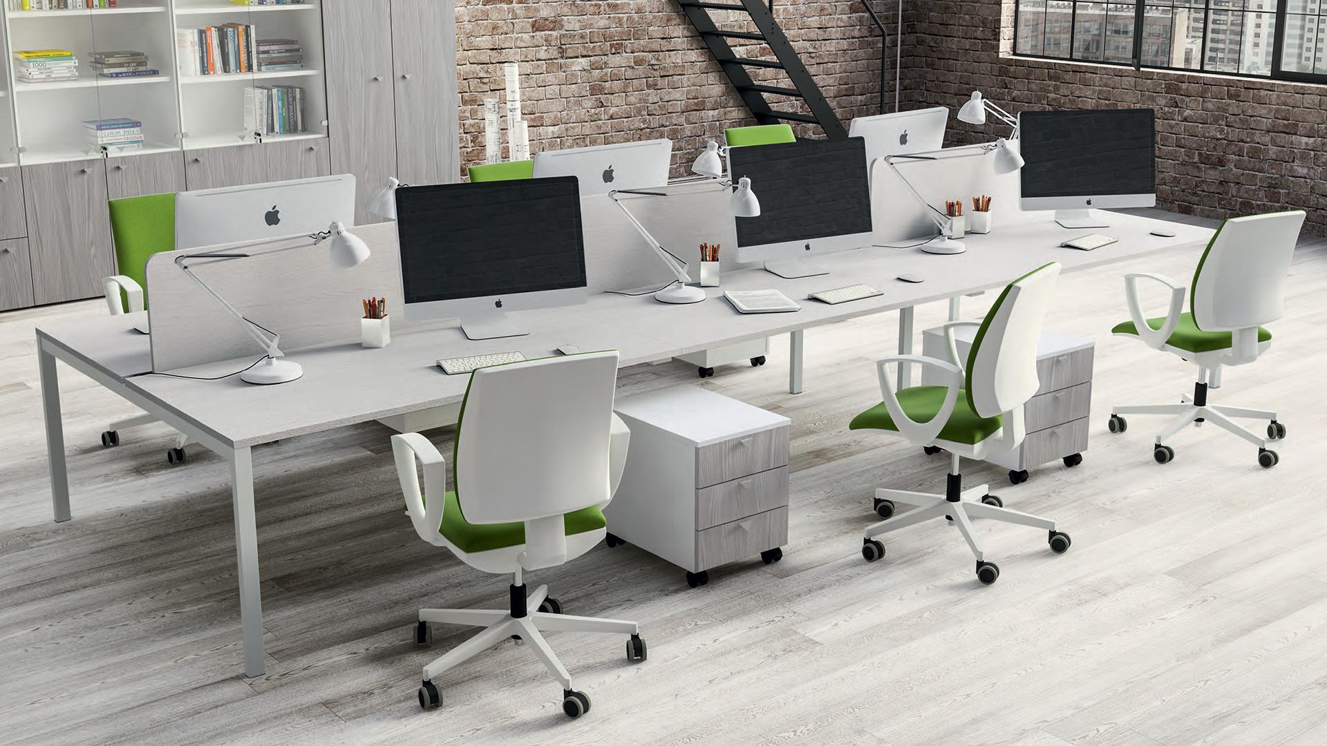 Mobili arredo ufficio torino sumisura fabbrica arredamenti arredo uffici - Bagni per uffici ...