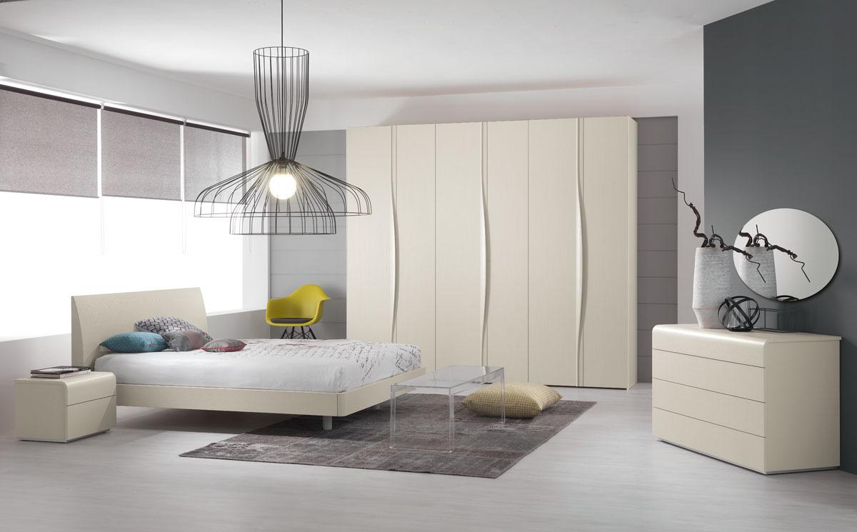 Camere Da Letto Ultramoderne camere da letto moderne torino - sumisura fabbrica arredamenti